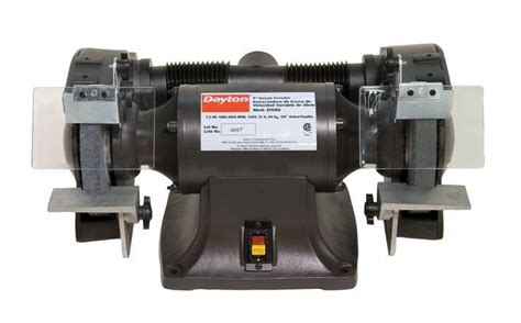 dayton bench grinder the smooth power of the dayton industrial bench grinder
