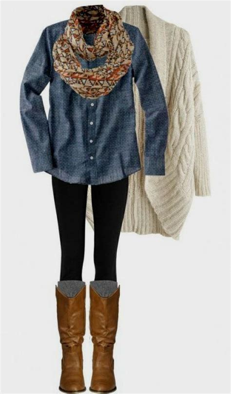 Cute Casual Winter Outfit Ideas