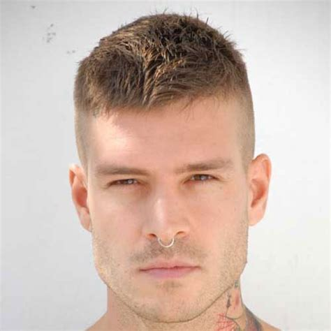 military haircuts  men  guide short