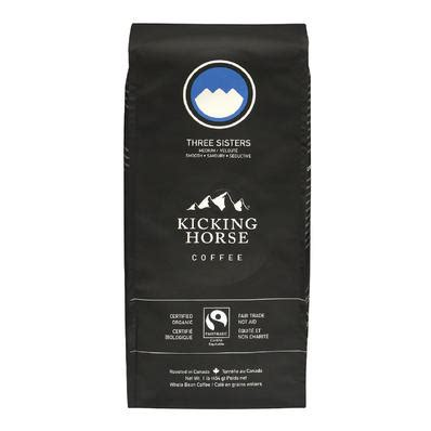 The three sisters are the three main agricultural crops of various indigenous groups in north america: Kicking Horse - Three Sisters Medium Roast Coffee - Coffee ...