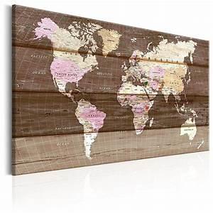 Tableau Carte Du Monde Maison Du Monde : 17 meilleures id es propos de tableau carte du monde sur pinterest carte murale du monde ~ Teatrodelosmanantiales.com Idées de Décoration
