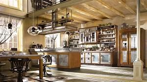 Küchen Landhausstil Mediterran : k chen moderner landhausstil ~ Sanjose-hotels-ca.com Haus und Dekorationen