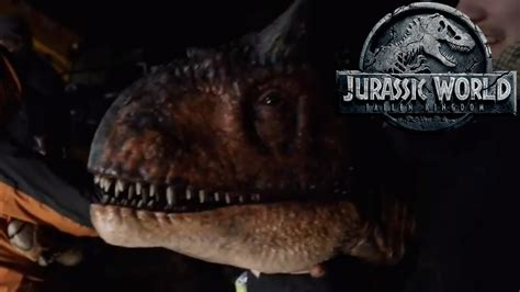 jurassic world fallen kingdom   scenes
