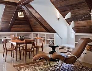 Zimmer Mit Dachschräge Gestalten : wohnideen f r dachschr gen dachzimmer optimal gestalten ~ Lizthompson.info Haus und Dekorationen