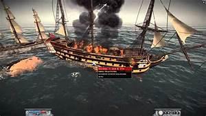 Napoleon Total War - Battle for Bristol Harbor - Naval ...
