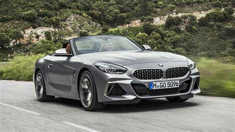 The Bmw Z4's New Turbo Engines Preview The Supra's