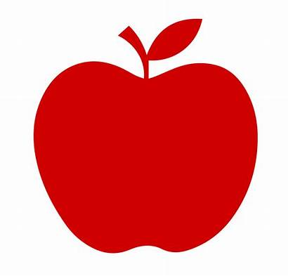 Apple Clipart Wellness Nutrition Icon Icons Classes