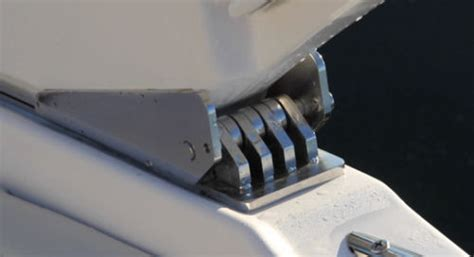 Boat Tower Hinges by Regal 28 Express 2012 Regal Powered By