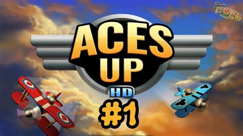 pogo games aces  hd  youtube