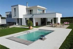 Prix Pose Liner Piscine 8x4 : de 15 000 plus de 50 000 euros quel prix pour une piscine c t maison ~ Dode.kayakingforconservation.com Idées de Décoration