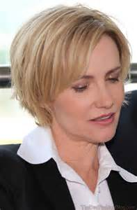 2017 Short Hairstyles Older Women