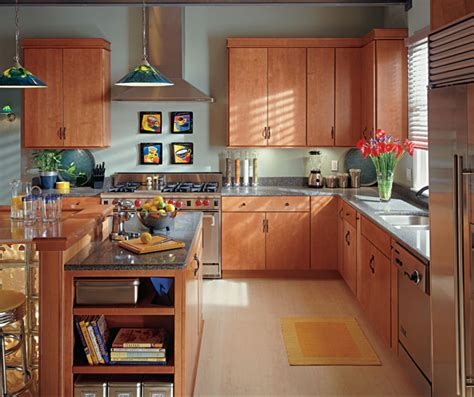 Schrock Kitchen Cabinets Dealers by Light Cherry Kitchen Cabinets Schrock