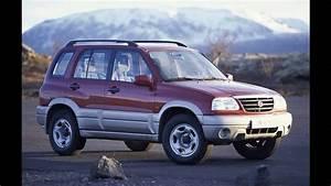 Suzuki Vitara 1995  U0026 Suzuki Vitara 1998 - 5 Door And Range Was Complete