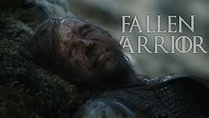 (GoT) Sandor Clegane || Fallen Warrior - YouTube