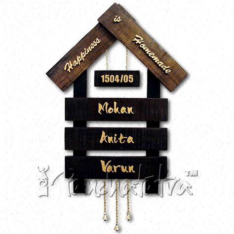 buy big nameplate design  house   plates  names
