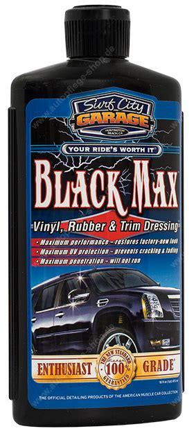 Surf City Garage Black Max by Surf City Garage Black Max Kunststoffpflege 475ml