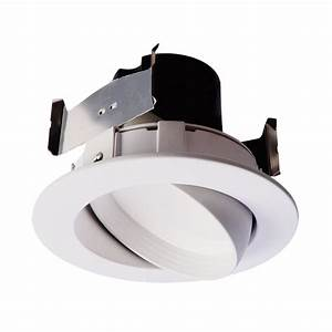 shop halo 60 watt equivalent white dimmable led recessed With 4 lamp for downlight