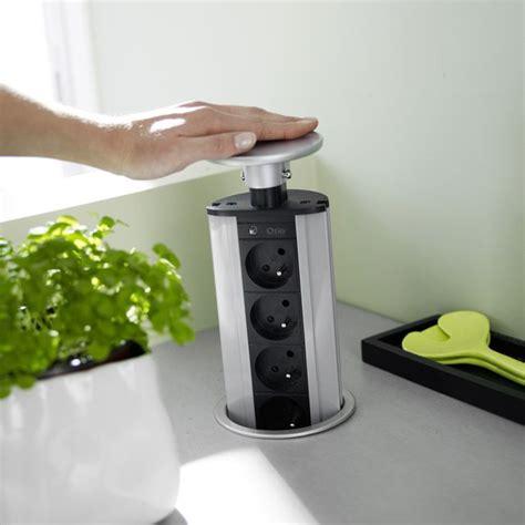 bloc prise escamotable cuisine bloc prise escamotable pour cuisine home interior