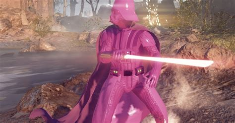 pink darth vader  star wars