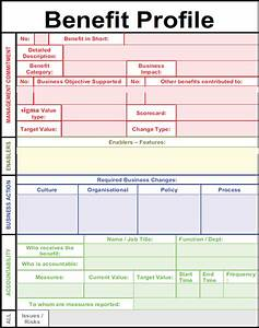 benefit realisation management brm related documents With benefits realization plan template