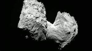 The Case of the Shrinking Comet and the Age of the ...