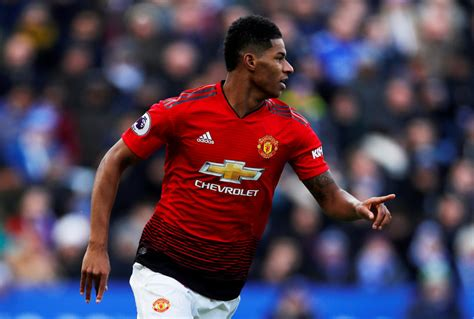 Marcus rashford mbe (born 31 october 1997) is an english professional footballer who plays as a forward for premier league club manchester united and the england national team. Marcus Rashford is January's Player Of The Month