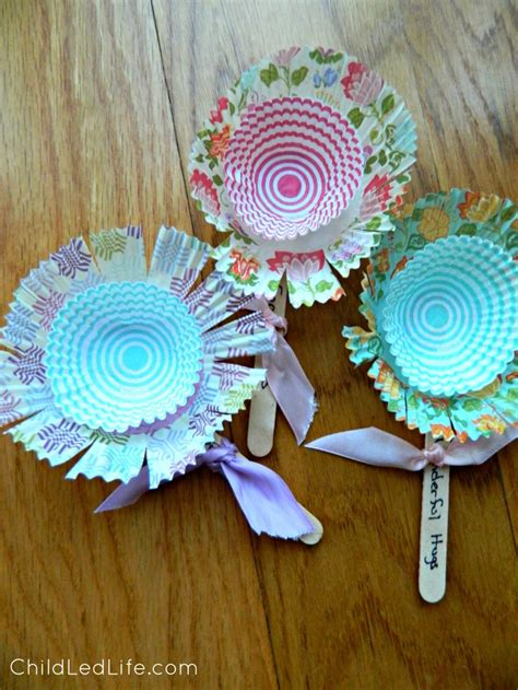 easy mothers day flower craft child led life