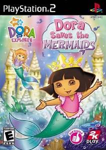 Dora the Explorer Dora Saves the Mermaids Sony Playstation ...