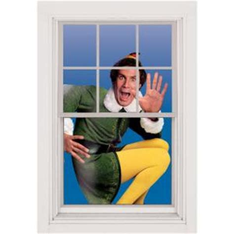 Christmas Ceiling Decoration Ideas by Wowindow Posters Christmas 60 In Backlit Buddy The Elf