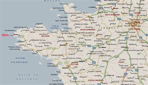 Carte Quart Nord Ouest by Infos Sur 187 Carte De Ouest 187 Vacances Arts