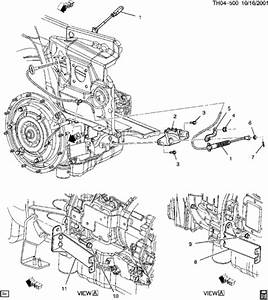 Part  25784673 Transmission Shift Control Cable Fits Gm