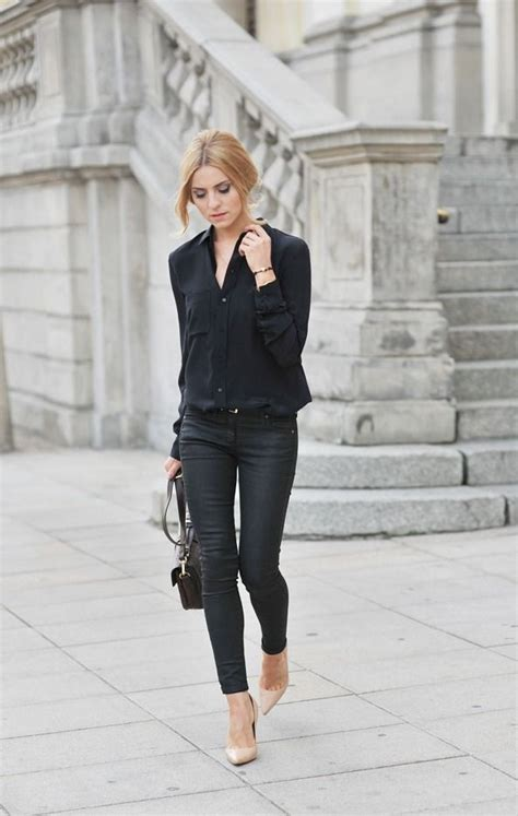 How To Wear Black Jeans 2018 | FashionTasty.com
