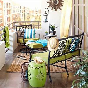 5, Decorating, Ideas, For, Small, Balconies