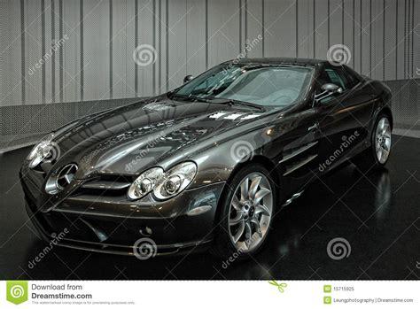 2007 Mercedes Benz Slr Mclaren Editorial Image