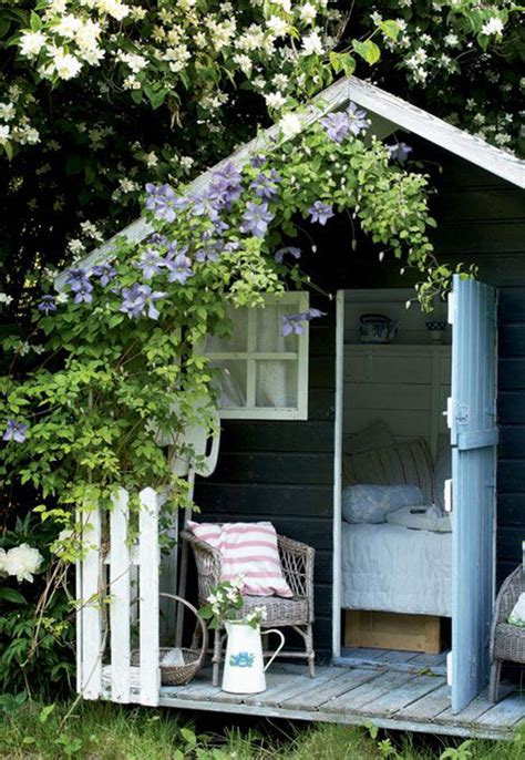 small garden shed  bedrooms homemydesign