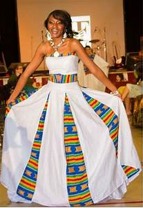 kente cloth wedding dress african african american With cloth for wedding dresses