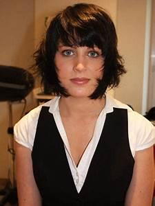 Coupe Cheveux Avec Frange : coupe cheveux carr d grad avec frange ~ Nature-et-papiers.com Idées de Décoration