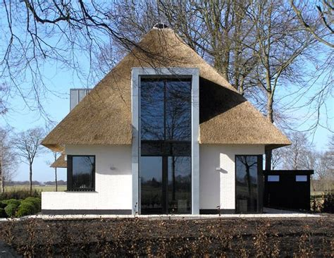 Thatched Roof House With Outdoor Entertaining Spaces by The Expert Modern Thatched House Designs The Five