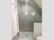 Amanda Rapp Design Finished Classic Cottagey Bathroom