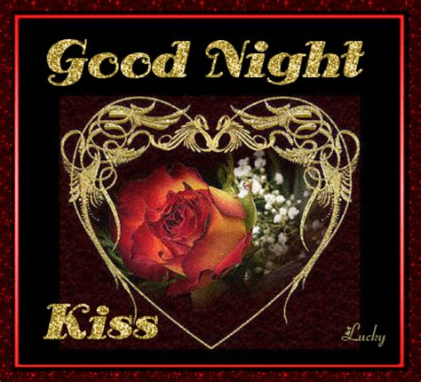 Good Night Kiss Pictures, Photos, and Images for Facebook ...