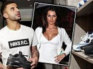 Kyle Walker admits driving model girlfriend Annie Kilner ...