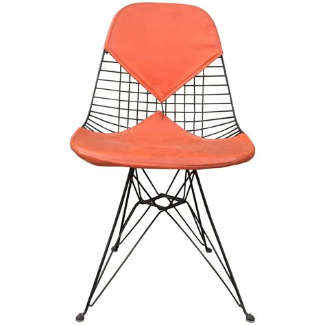 original edition herman miller eames dkr 2 chair for
