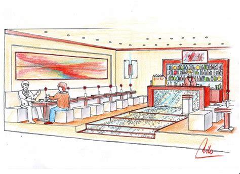 dandzt interior designers glas bar interior design planung vision