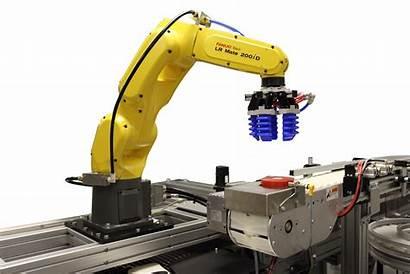 Robot Fanuc Lr Mate 200id Shuttleworth Conveyor
