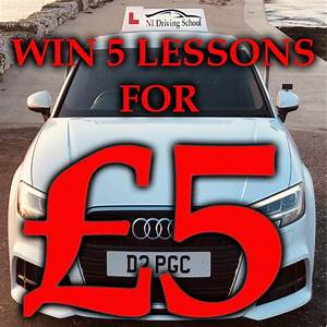 5 Manual Driving Lessons