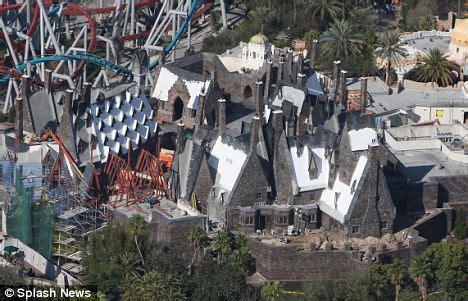 Harry Potter Theme Park Orlando