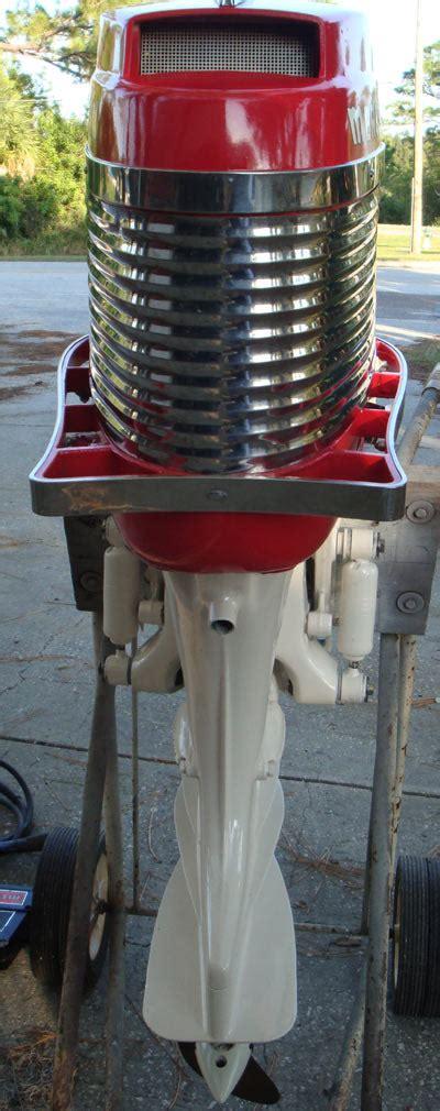 vintage antique  hp mercury mark   outboard  sale