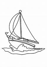 Coloring Boat Pages Sailboat Speed Digital Stamps Boats Printable Template Drawing Digi Fishing Sheets Row Google Result Water Splitcoaststampers Nautical sketch template