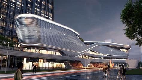 10 Design Zhongxun Times Chongqing China I Cepheler I