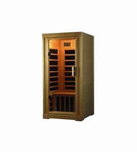 1 Mann Sauna : one person deluxe infrared sauna with stereo saunas ~ Articles-book.com Haus und Dekorationen